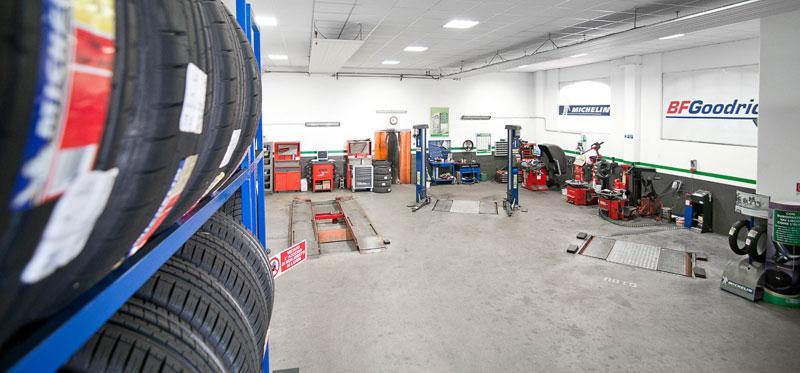 vendita ingrosso pneumatici